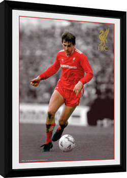 Liverpool - Dalgleish Ingelijste poster