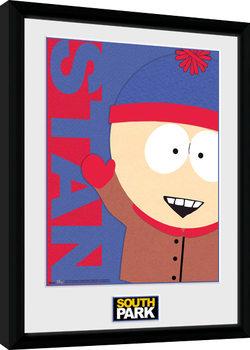South Park - Stan Ingelijste poster