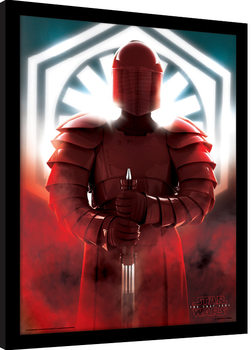 Star Wars: The Last Jedi - Elite Guard Defend Ingelijste poster