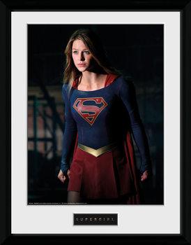 Supergirl - Stand Ingelijste poster