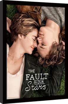 The Fault In Our Stars - One Sheet Ingelijste poster