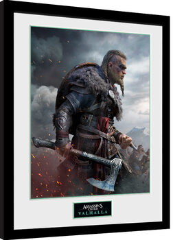 Innrammet plakat Assassin's Creed: Valhalla - Ultimate Edition