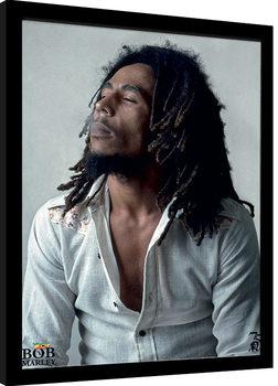 Innrammet plakat Bob Marley - Redemption