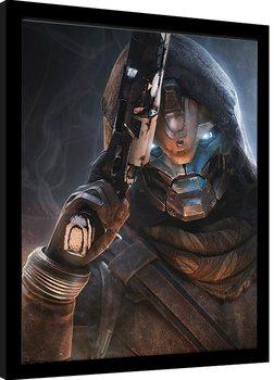 Innrammet plakat Destiny - Cayde-6