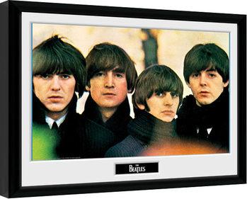 Innrammet plakat The Beatles - For Sale