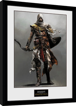 Assassins Creed: Origins - Solo Innrammet plakat