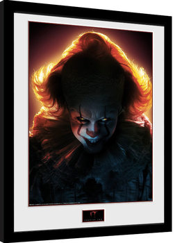 IT: Chapter 2 - Pennywise Innrammet plakat