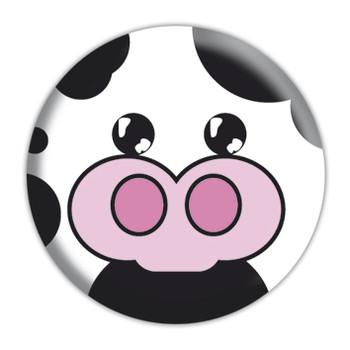 ANIMAL FARM - Cow Insignă