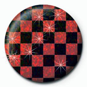 CHECK - Black Insignă
