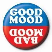 GOOD MOOD / BAD MOOD Insignă