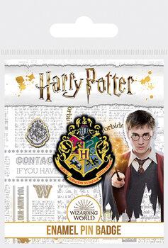 Insignă Harry Potter - Hogwarts