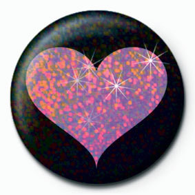 HEART Insignă