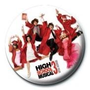 HIGH SCHOOL MUSICAL 3 - Graduation Jump Insignă