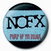 NOFX - VALUUM Insignă