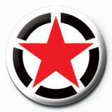 STAR CIRCLE Insignă