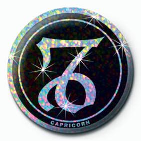 ZODIAC - Capricone Insignă