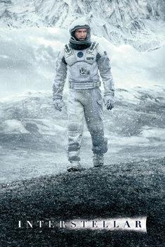 Interstellar - One Sheet - плакат (poster)