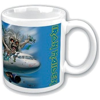 Hrnčeky Iron Maiden Flight - 666