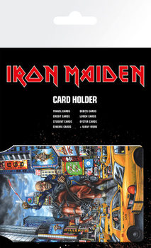 IRON MAIDEN – New York Portcard