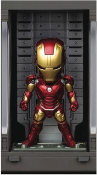 Figurine Iron Man 3 - Iron Mark XLIII with Hall of Armor