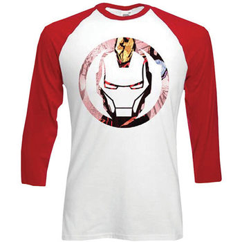 T-shirt Iron Man - Knock Out
