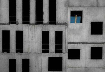 Ταπετσαρία τοιχογραφία  Isolation Cell