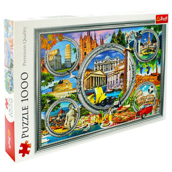 Puzzel Italian Holiday