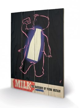 Art en tabla IWM - milk