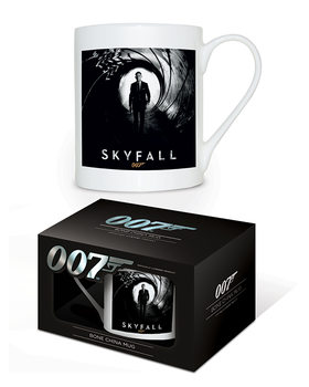 Cană James Bond: Skyfall - Bone China Mug