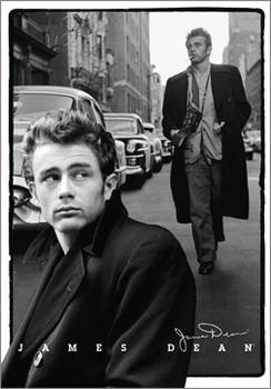 JAMES DEAN - плакат (poster)
