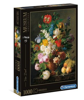 Puzzle Jan Brueghel - Vaso di Fiori