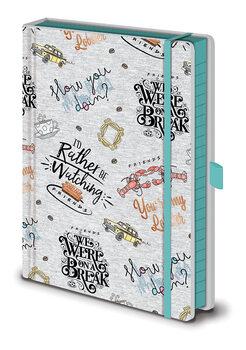 Jegyzetfüzet Friends - Marl
