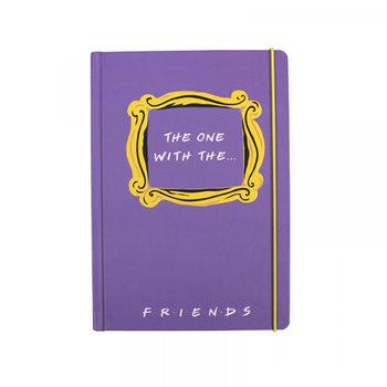 Jegyzetfüzet Jóbarátok - The One With The...