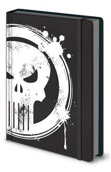 Jegyzetfüzet Marvel - Punisher