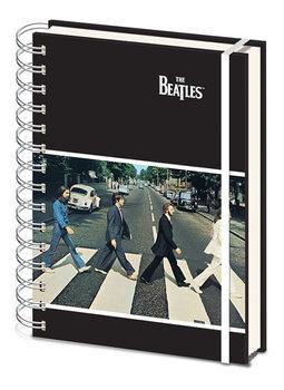 Jegyzetfüzet The Beatles - Abbey Road