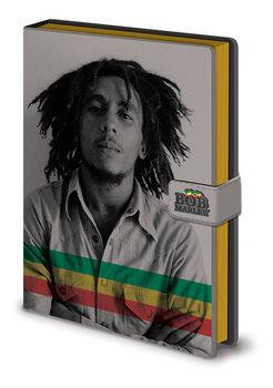 Bob Marley - Photo Jegyzetfüzet