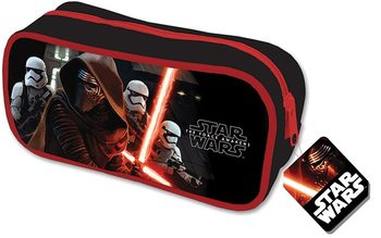 Csillagok háborúja VII (Star Wars: Az ébredő Erő) - Kylo Ren Pencil Case jegyzetfüzet