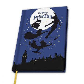 Disney - Peter Pan Fly Jegyzetfüzet