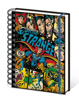 Doktor Strange jegyzetfüzet