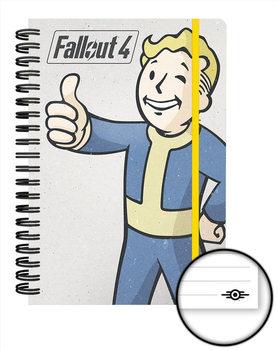 Fallout 4 - Vault Boy jegyzetfüzet