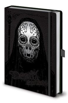 Jegyzetfüzet Harry Potter - Death Eater