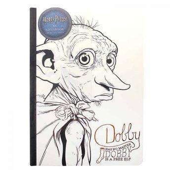 Jegyzetfüzet Harry Potter - Dobby