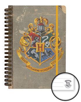 Harry Potter - Hogwarts jegyzetfüzet
