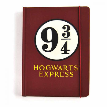 Jegyzetfüzet Harry Potter - Platform 9 ¾