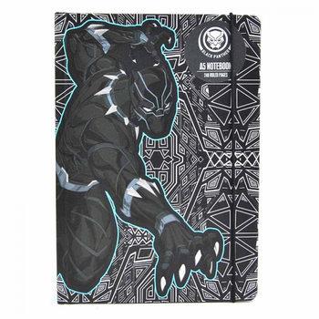 Marvel - Black Panther Jegyzetfüzet