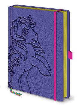 Jegyzetfüzet My Little Pony Retro Premium