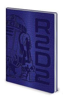 Star Wars - R2-D2 Jegyzetfüzet