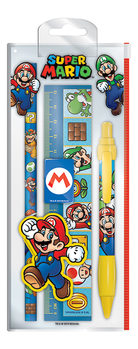 Super Mario - Characters jegyzetfüzet