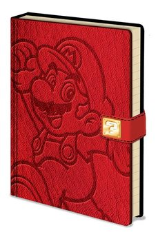Super Mario - Jump Premium Jegyzetfüzet
