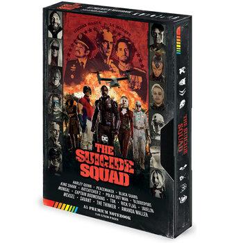 Jegyzetfüzet The Suicide Squad (Retro) VHS